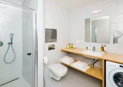 Accommodation - Luxury apartments Residence trafick, Prague - Bohdalec