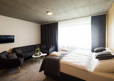 Ubytování - Luxusní apartmány Residence trafick, Praha - Bohdalec