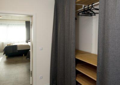 Apartmány Residence Bohdalec Praha - úložné prostory
