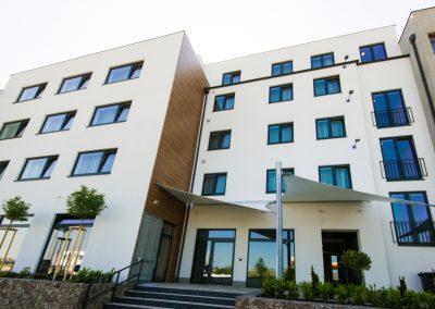 Apartmány Residence Bohdalec Praha